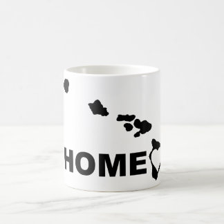 Hawaii Home Away From State Mug or Travel Mug