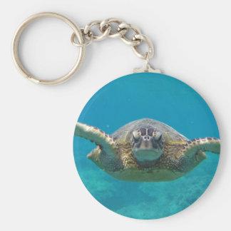 Hawaii Honu Key Chain