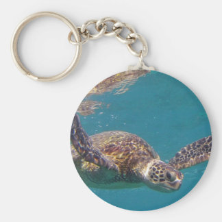 Hawaii Honu Key Chains