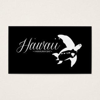 Hawaii Honu Turtle Business Card