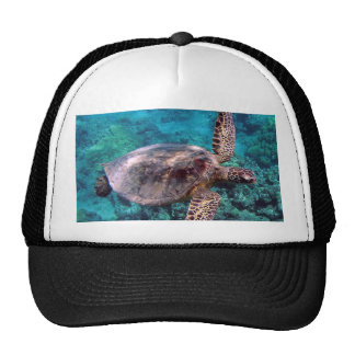 Hawaii Honu Turtle Cap Trucker Hat
