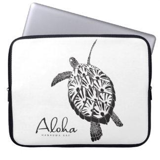 Hawaii Honu Turtle Laptop Computer Sleeves