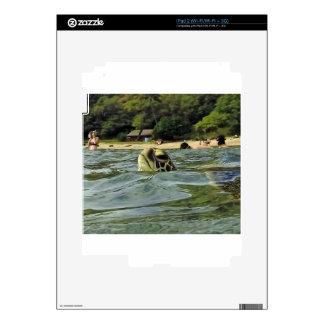 Hawaii Honu Turtle Decal For The iPad 2