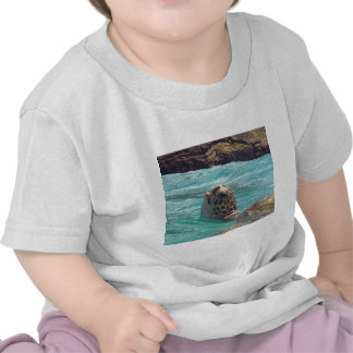 Hawaii Honu Turtle T-shirt