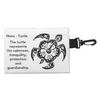 Hawaii Honu - TurtleClutch purse with clip