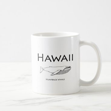 USA Themed Hawaii Humpback Whale Coffee Mug