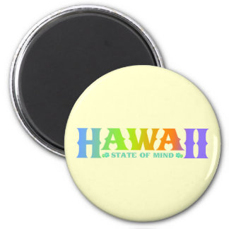 Hawaii Imán Redondo 5 Cm
