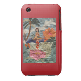 Hawaii iPhone 3G Case-Mate iPhone 3 Cover