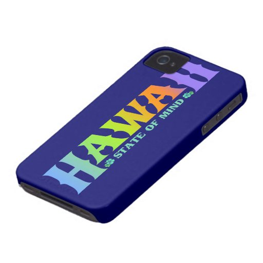Hawaii iPhone 4 Case-Mate Cases