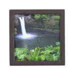 Hawaii, isla grande, Hilo, caídas del arco iris, b Caja De Regalo De Calidad