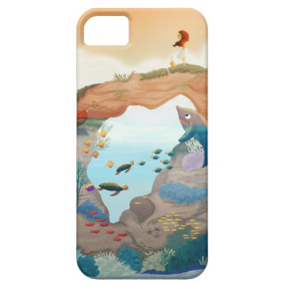 "Hawaii island ""Private paradise"" iPhone 5 Cases"