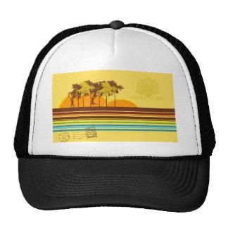 Hawaii Island Trucker Hat