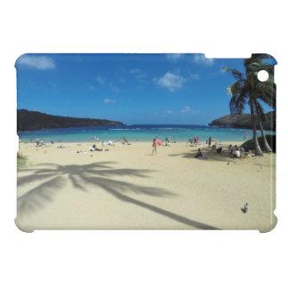 Hawaii Islands and Hanauma Bay Beach iPad Mini Cases
