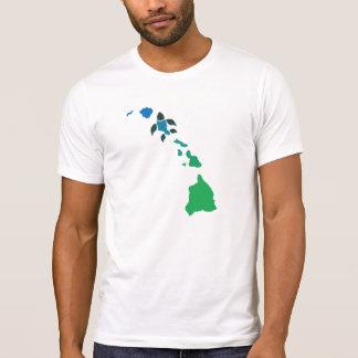 Hawaii Islands Chain T-Shirt