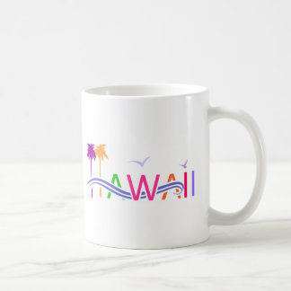 Hawaii Islands Coffee Mug