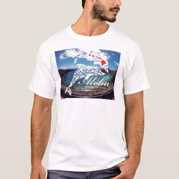 Hawaiian Themed Hawaii Islands Hanauma Bay T-Shirt