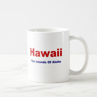 Hawaii-Islands of Aloha Mugs