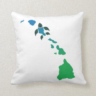 Hawaii Islands Pillow