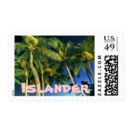 Hawaii Islands Postage