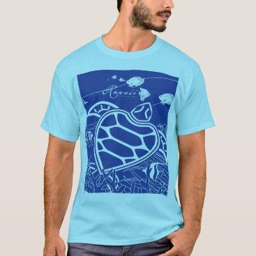 Hawaiian Themed Hawaii Islands T-Shirt