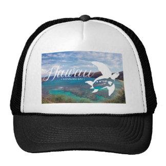 Hawaii Islands Turtle Honu Trucker Hat
