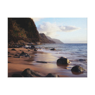 Hawaii, Kauai, Haena State Park 2 Canvas Print