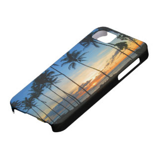 Hawaii Kauai iPhone 5 - Kapaa Sunrise iPhone 5 Covers
