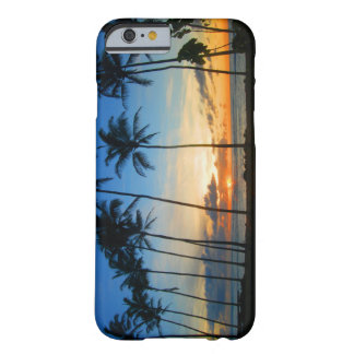 Hawaii Kauai iPhone 6 case - Kapaa Sunrise