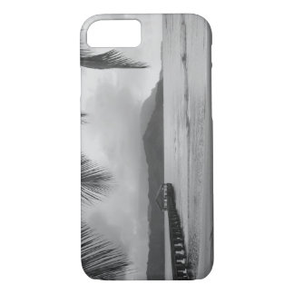 Hawaii Kauai iPhone 7 case - Hanalei Pier