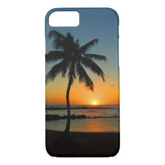 Hawaii Kauai iPhone 7 case - Poipu Beach Sunset