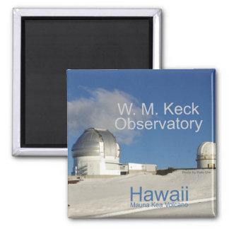 Hawaii Keck se resume el imán del refrigerador