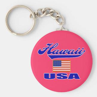 Hawaii Key Chain