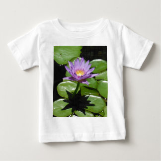 Hawaii Lotus Flower Baby T-Shirt