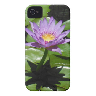 Hawaii Lotus Flower iPhone 4 Case-Mate Case