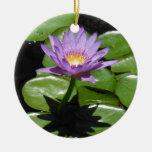 Hawaii Lotus Flower Ornament