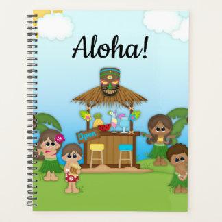 Hawaii Luau Tiki Bar Planner
