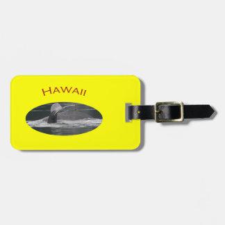 Hawaii Travel Bag Tag