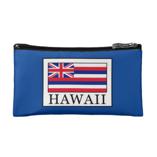 Hawaii Makeup Bag