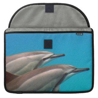 Hawaii Manta and Dolphins MacBook Pro Sleeve