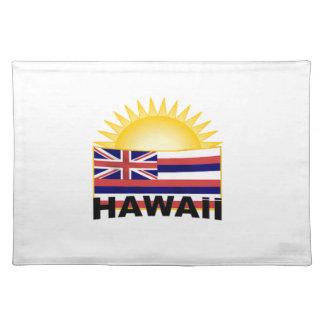 HAWAII MANTELES INDIVIDUALES