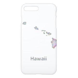 Hawaii map iPhone 8 plus/7 plus case