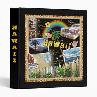 Hawaii Memories 3 Ring Binder
