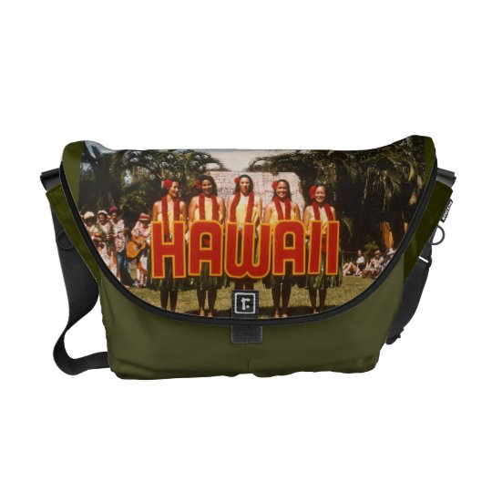Hawaii Messenger Bag