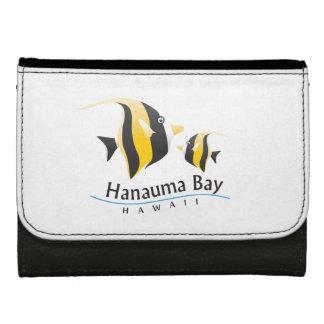 Hawaii Moorish Idol Fish Wallet