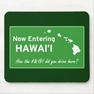 Hawaii Mouse Pad