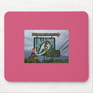 Hawaii mouse propellant-actuated device mouse pad