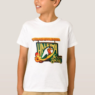 Hawaii North Shore Beach Sign shirt