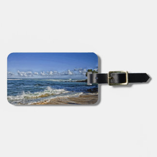 Hawaii, North Shore Luggage Tag