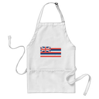 Hawaii  Official State Flag Adult Apron