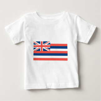 Hawaii  Official State Flag Baby T-Shirt